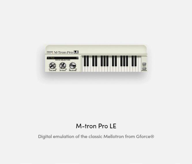 M-Tron Pro LE