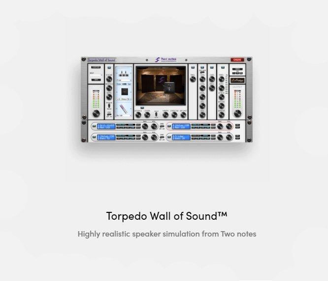 Torpedo Wall of Sound™