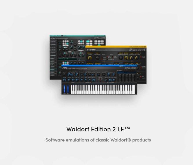 Waldorf Edition 2 LE™